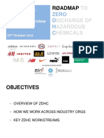 ZDHC Overview En