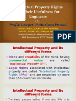 Usefulness of IPRs (Intellectual Property Rights)