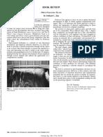 Optimization of Fizzy Network Analysis