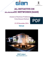 Final Brochure GIAN Course on Non-linear Problems using FEM.pdf