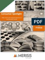 Consumer Newsletter_Q3 FY2016_Merisis Advisors