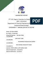 Organic Chem for Biotech Lab 7