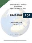 2006 ES Land Transportation Update