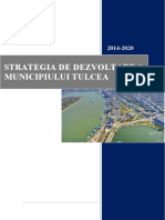 Strategia Dezvoltare Tulcea  2014-2020
