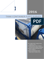 Tank Container Fleet Survey 2016