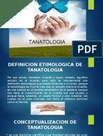 Definicion y Concepto de Tanatologia (1)
