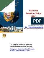 GPC. Guías de Práctica Clínica