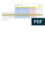 CCC Stress Analysis Tracking Sheet