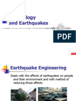 Seismology and Earthquakes