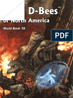 Rifts - World Book 30 - D-Bees of North America