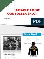 PROGRAMABLE LOGIC CONTOLLER (PLC) Lec-1.pptx