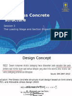 3. Load Stage and section properties prestress concrete Structure.pptx