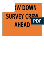 SURV CREW