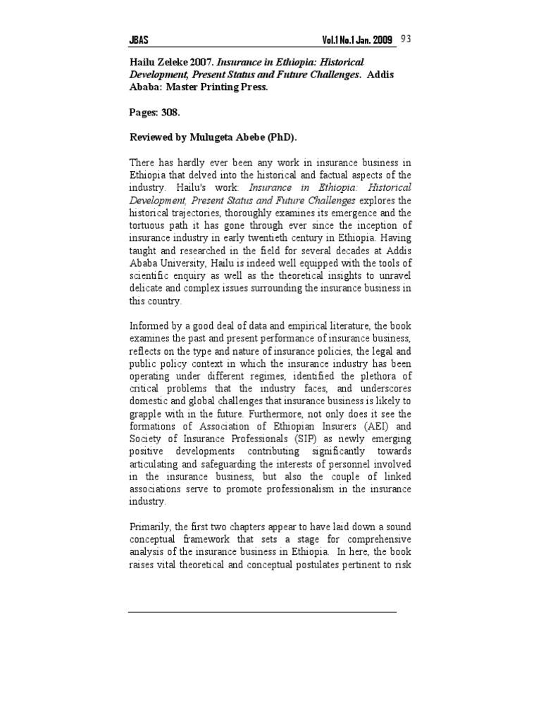 xxxxxxx (4).pdf | Ethiopia | Insurance