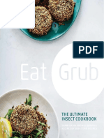 Eat Grub the Ultimate Insect Cookbook