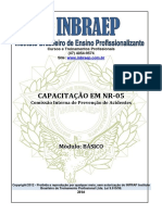 Apostila Curso Da CIPA Comissao Interna de Prevencao de Acidentes.2016 (1)