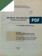 STUMPF 1994 Revistas Universitárias _ Projetos Inacabados