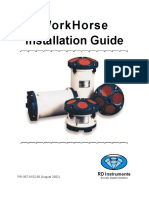 WorkHorse Installation Guide