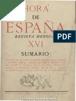 Hora de España (Valencia). 4-1938 Juan de Mairena