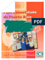 Borrador Plan Consolidado Educación