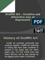 All About the Hip Hop Graffiti Art