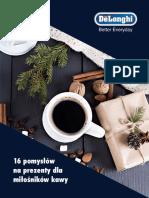 16 pomysłów na świąteczny prezent dla miłośników kawy