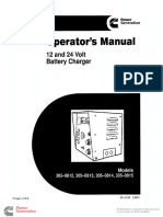 ONAN 305 081301 Device Manual