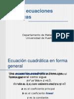 Ecuaciones_cuadraticas_metodo de Raiz y Factor_scribd