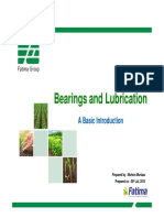 Introduction to Antifriction Bearings and Lubrication
