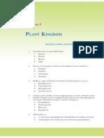 3. Plant Kingdom