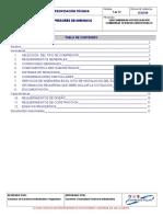 Especificacion Tecnica Compresores de Amoniaco