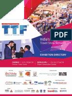 TTF Chennai Bengaluru Exhibition Directory