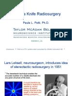 Gamma Knife Radiosurgery