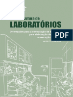 Cartilha Infraestrutura de Laboratorios Unifesp