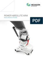 ROMER Absolute Arm Catalogo Es