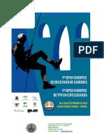 1º Open Europeo Campeonato TPV Espeleología y Cañones Ronda 2016_Circula...