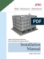 Sample Installation Manual