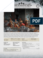 Burning of Prospero Imperial Datasheets