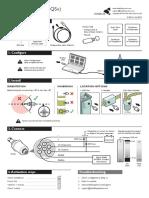 Oil Quality Sensor OQSx Quick Start Guide v1.2