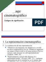 Ell Lenguaje Cinematográfico