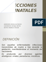 INFECCIONES PERINATALES