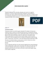 Basic Elements of a Telecommunication System