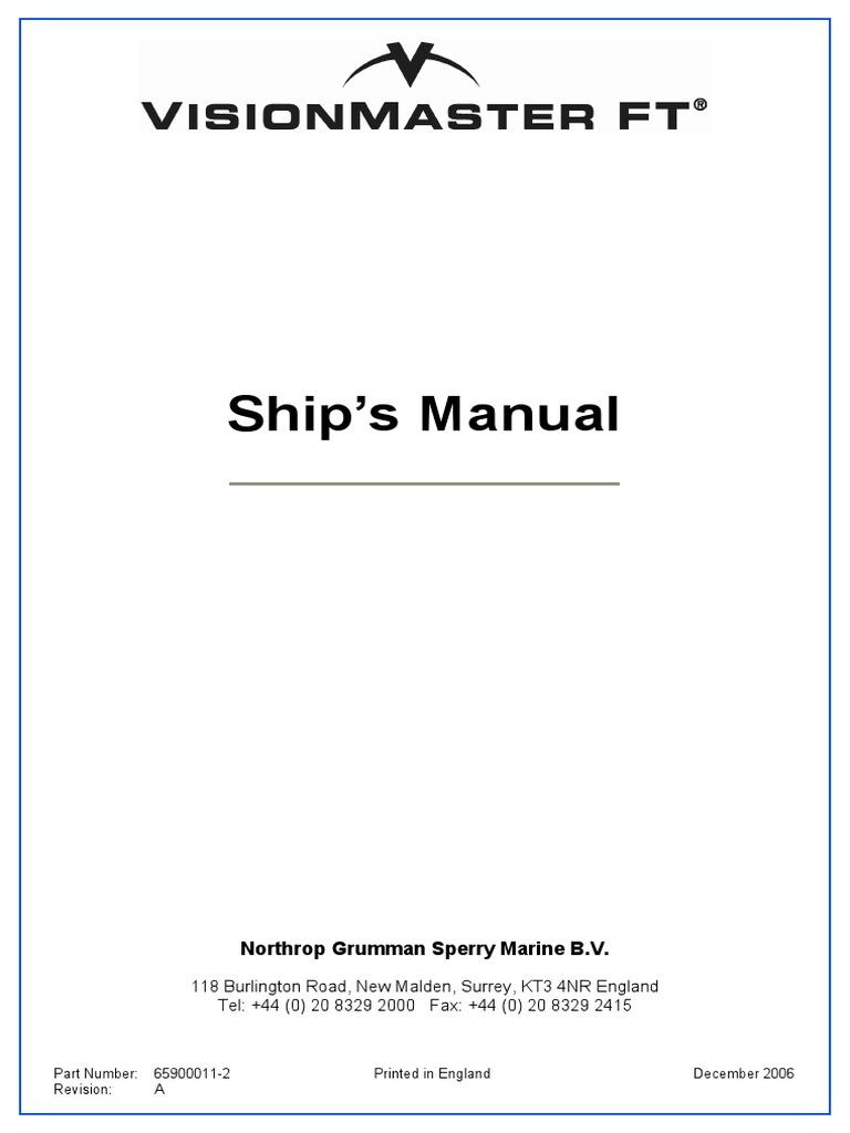 21498022 sperry marine radar vision master pdf license copyrightSperry Marine Wiring Diagram #9