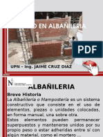Clase 1 Semana N_01 Albañileria Componentes