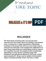 Molasses Lecture
