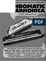 Chromatic Harmonica by Alan Blackie Schackner