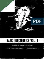 Basic Electronics Vol 1_US Navy