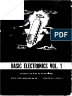 Basic Electronics Vol 1_US Navy