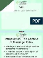 Wedding Mass Sample Slides