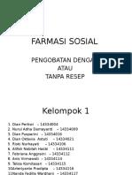 FARMASI SOSIAL
